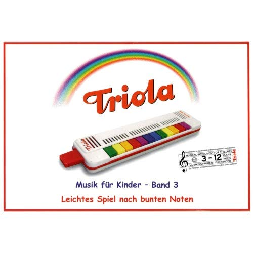 Seydel Triola Liederbuch Bd 3
