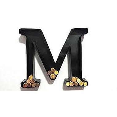 M Shaped Metal Wine Cork Holder