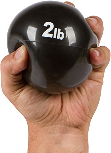 Trademark Innovations Weighted Exercise Toning Ball - Set of 2 - by (2Lbs.)