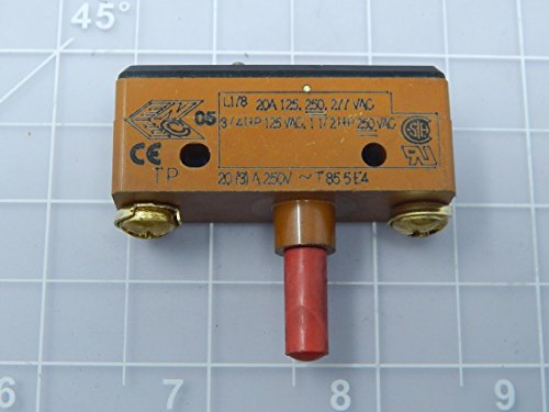 Industrial Basic Switches