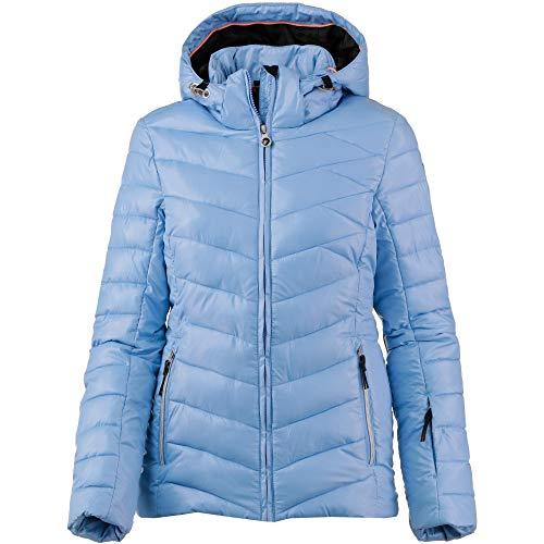 Icepeak Damen Celeste Steppjacke blau 42