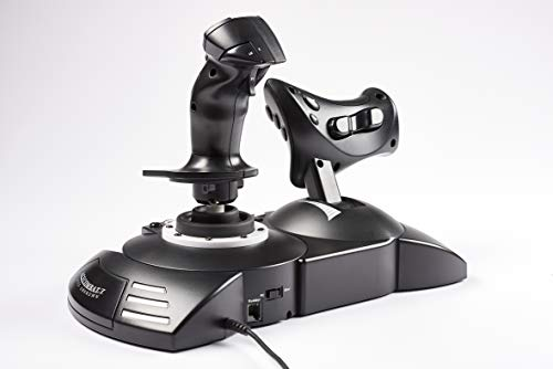 Thrustmaster T-Flight Hotas One Ace Combat Joystick, Black – Standard Edition