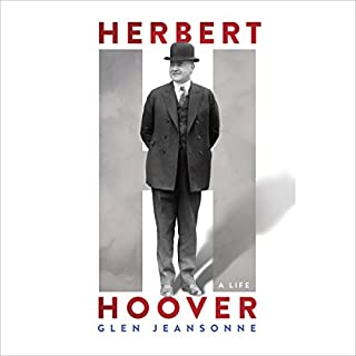 Herbert Hoover audiobook cover art