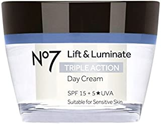Boots No7 Lift & Luminate TRIPLE ACTION Day Cream 50ml