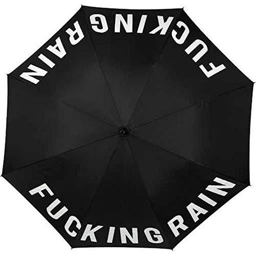 Fisura Paraguas Plegable Automático Antiviento en 3 Idiomas. Tamaño Grande. 106 cm....