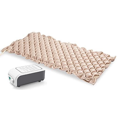 GAO-bo Matratze,Einzelmatratze, Hämorrhoiden Luftmatratze Aufblasbares Bett Anti-Druck Wunde Luftbett Ältere Patienten Matte Bettpflege