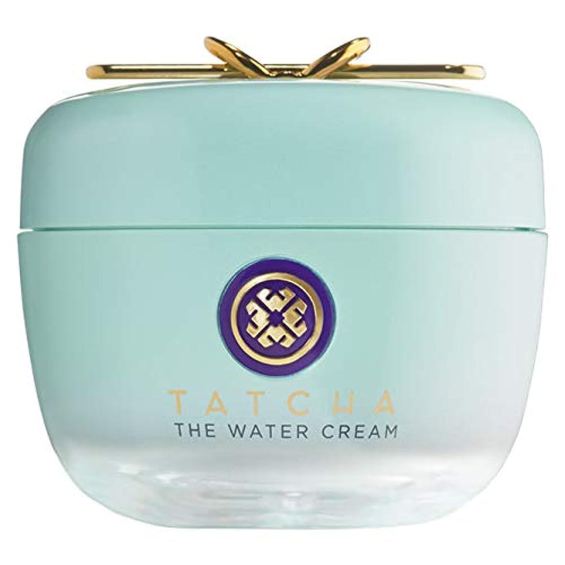 クレーン古代本物のTATCHA The Water Cream 50ml タチャ ウォータークリーム