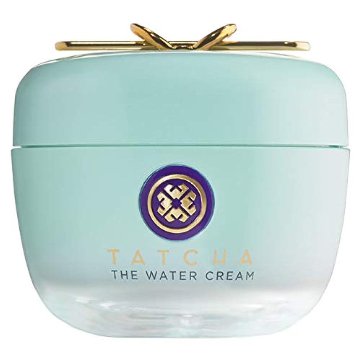 はちみつ祈るリーダーシップTATCHA The Water Cream 50ml タチャ ウォータークリーム