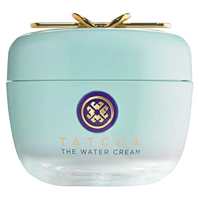カプセルラダ小切手TATCHA The Water Cream 50ml タチャ ウォータークリーム