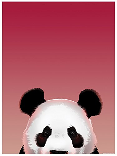Inquisitive Creatures - Póster mini modelo Pop Up Panda