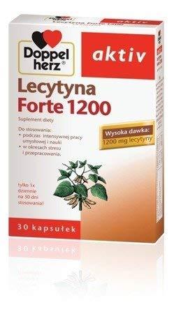 Doppelherz 1220 Aktiv Lecithine Forte 30 Kapseln