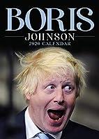 Boris Johnson 2020 Wall Calendar-面白い/風変わりな-誕生日/ギフトのアイデア