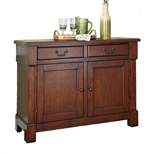 BOWERY HILL Buffet in Rustic Cherry