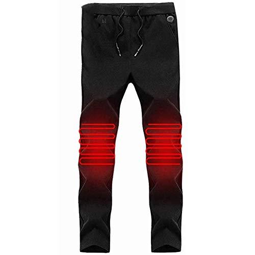Pantalones Inteligentes USB de calefacción eléctrica, protección de Invierno termostato de la...