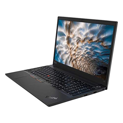 2021 Lenovo ThinkPad E15 15.6 Inch FHD 1080P Laptop| Intel 4-Core i5-10210U (Beats i7-7500U)| 16GB RAM| 512GB PCIE SSD| FP Reader| Win10 Pro + NexiGo Wireless Mouse Bundle