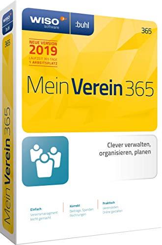 WISO Mein Verein 365 (2019) Clever verwalten, organisieren und planen