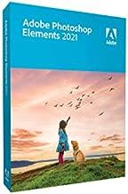 Adobe Photoshop Elements 2021 [PC/Mac Disc]