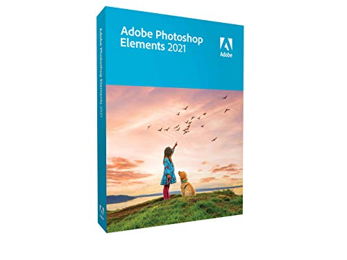 Adobe Photoshop Elements 2021 (PC/Mac Disc) $55.99