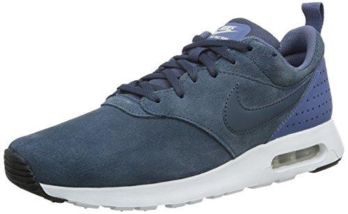 Nike Herren Air Max Tavas LTR Low-Top, Blau (Squadron Blue/Squadron Blue Ocean Fog-White), 42 EU