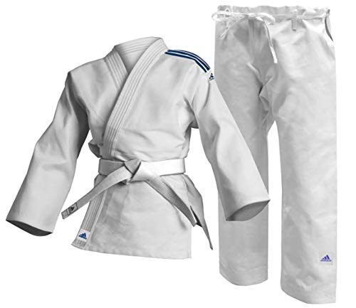 adidas Club Judo Uniform-White 350g...