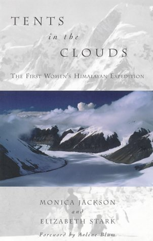 Tents in the Clouds (Tr) by Monica Jackson (2000-02-03)
