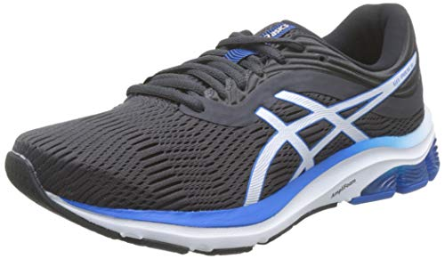 Asics Gel-Pulse 11, Zapatos para Correr Mens, Gris, 40.5 EU