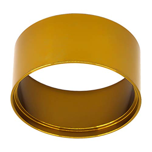 kingsea 2.2 pulgadas de cobre de la llanta de la rueda de los anillos de peso para RC Car Crawler Truck llanta contrapeso