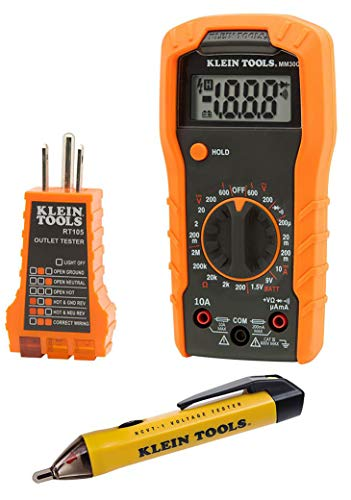 Klein Tools Electrical Test Kit 69149