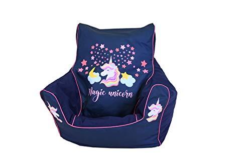 Knorrtoys 68270 68270-Kindersitzsack Magic Unicorn