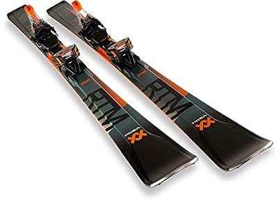 Volkl 2019 RTM 81 Skis with iPT WR XL 12.0 TCX GW Bindings