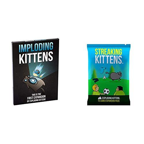Impoding Kittens and Streaking Kittens