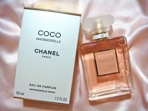 ChaneI Coco Mademoiselle For Women Eau de Parfum Spray 1.7 Fl. OZ. / 50ML.