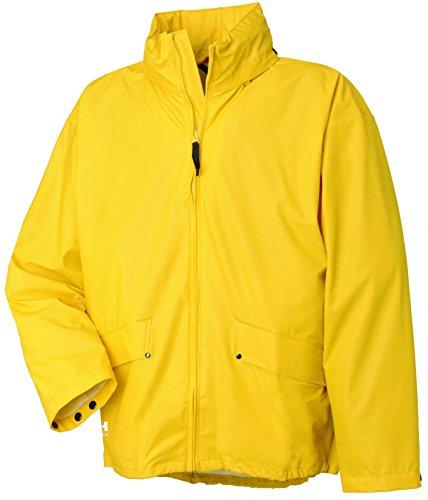 Helly Hansen Workwear Regenjacke wasserdicht Voss Jacket, gelb, 70199, M