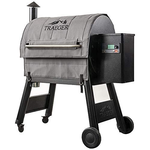 Traeger BAC627 Pro 780 Insulation Blanket, Grey