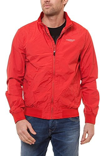 Scotch and Soda Blouson 1301-02.10007 Red - Rouge - Taille L