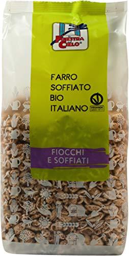 LA FINESTRA SUL CIELO Farro Soffiato Italiano Bio - 100 g