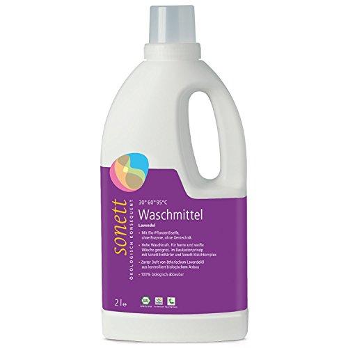 Sonett Bio Waschmittel flüssig (1 x 2 l)