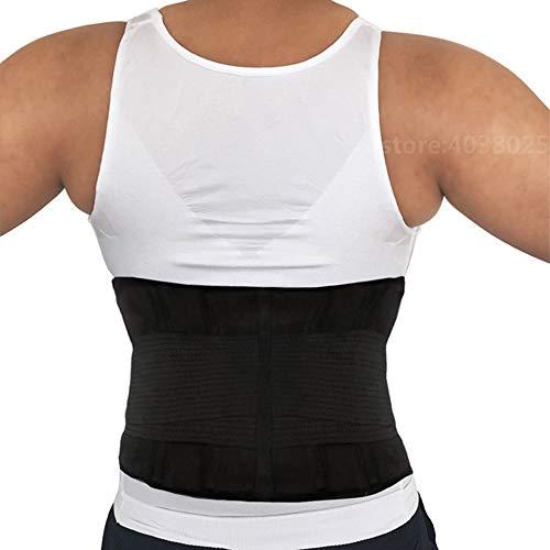 LLZGPZBD Taille riem lichaamshouding corrector verband corset brace sjablonen terug lordosesteun riem voor mannen vrouwen
