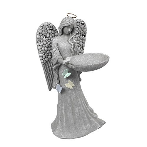 Grasslands Road - Angel Bird Feeder,Grey