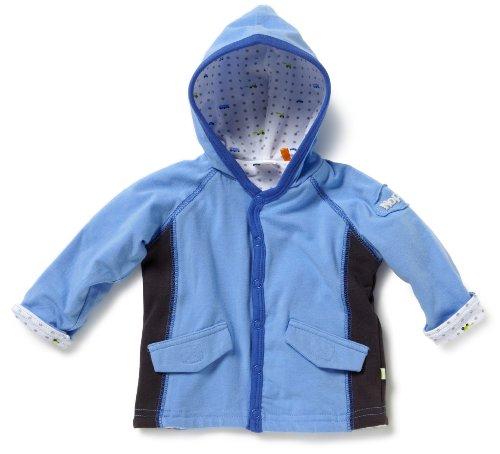 Noppies - Abrigo para niño violeta de 95% algodón 5, talla: 56cm...