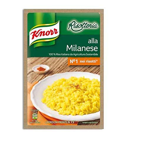 Knorr Risotto allo zafferano Reis Safran 175g 100% italienisch Fertiggerichte