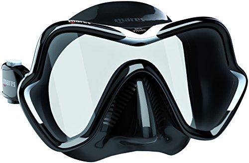 Mares Mask One Vision Taucherbrille, Weiss/Schwarz, BX