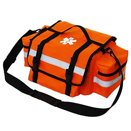 Kaxofang Bolsa de Trauma Juego de Primeros Auxilios Kit de Suministros de Emergencia Kit de Primeros Auxilios para Medicamentos Camping al Aire Libre Supervivencia PráCtico