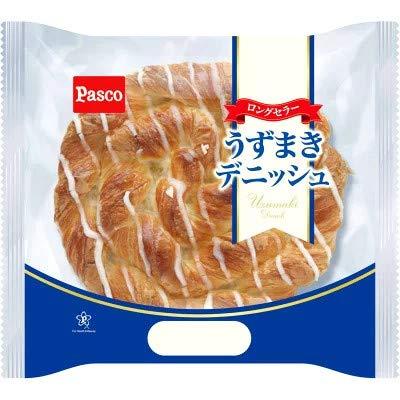 パスコ うずまきデニッシュ 3袋