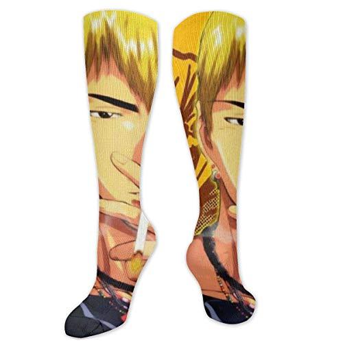 winterwang HappySugar Life Koube Shio 4 Calcetines de compresión unisex Calcetines hasta la rodilla Calcetines largos de tubo