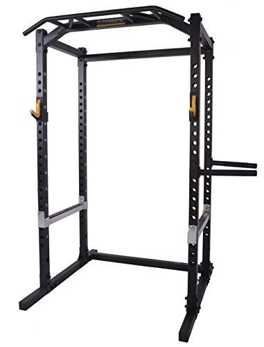 Powertec Fitness WB-PR18-B Power Rack