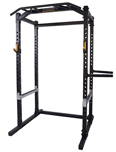 Powertec Fitness WB-PR18-B Power Rack