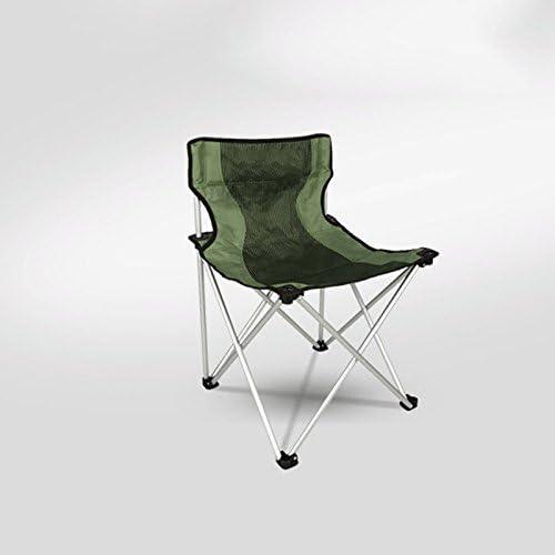 CYT Chaise Pliante de ménage en Plein air Outdoor Portable Beach Lounge Chair Mobilier de Bureau de Stockage Chaise de pêche