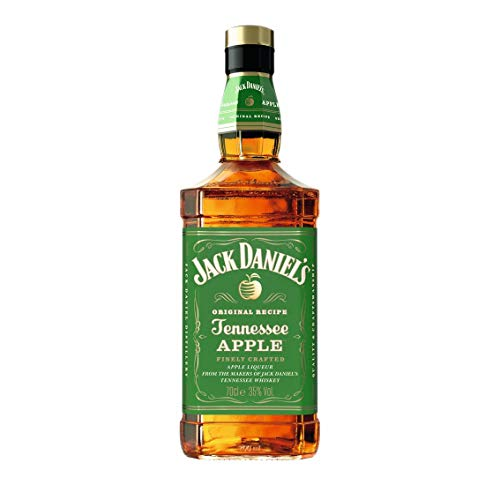 Jack Daniel's Tennessee Apple Whisky (1 x 0.7 l)