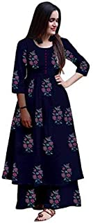 G for Girl Women's Cotton Salwar Suit